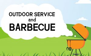 Outdoor Service & BBQ